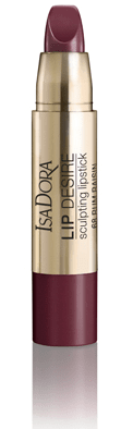 Скулптуриращо Червило IsaDora Lip Desire Sculpting Lipstick 68 Rum Raisin